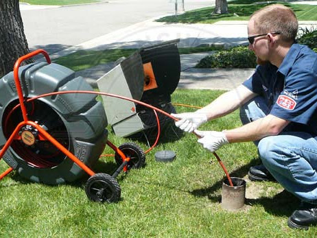 sewer camera inspection services