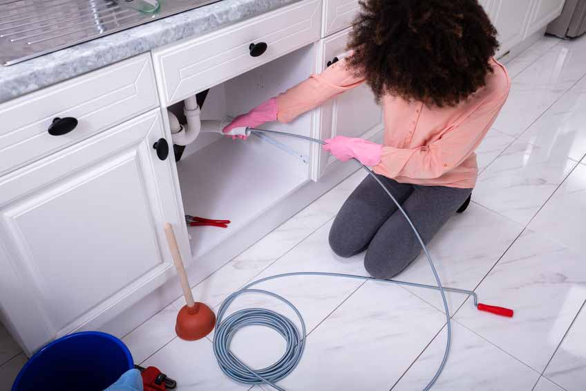 drain cleaning in St. Louis, MO
