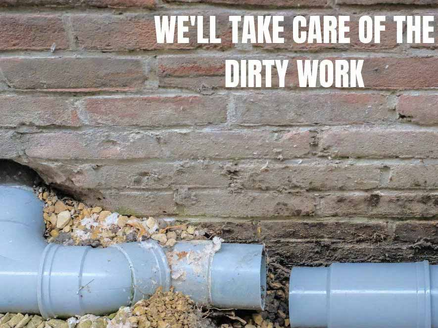 Why Sewer Inspection Is Needed in Older Homes