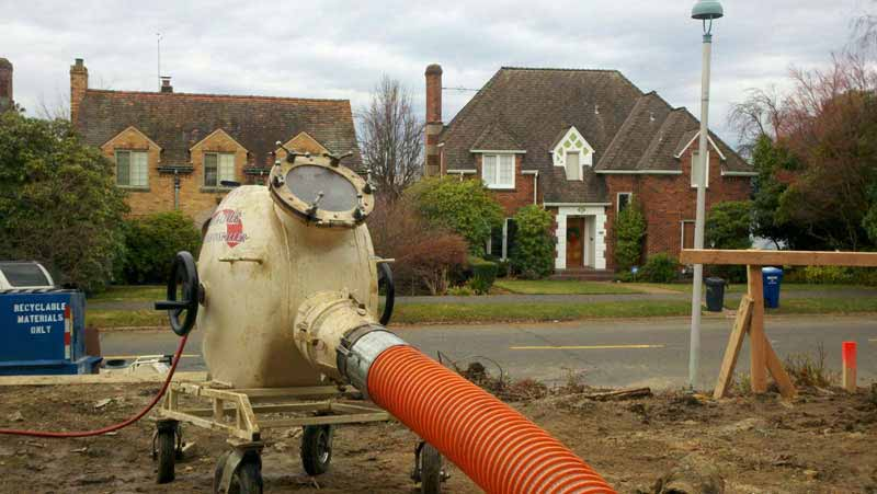 Trenchless Sewer Repair Town and Country
